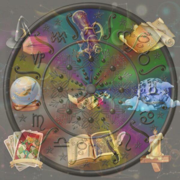 Astrologie, Horoskop