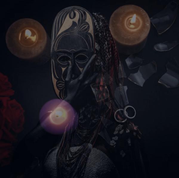 Magische Rituale, Fluch